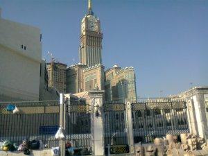 Bur Al-Bayt di Makkah Al-Mukarramah: jam terbesar dan tertinggi di dunia